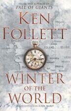 BOOK-Winter of the World (Century of Giants Trilogy),Ken Follett