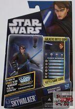 "ANAKIN SKYWALKER CW45 Star Wars Clone Wars 2010 3.75"" Inch ACTION FIGURE"