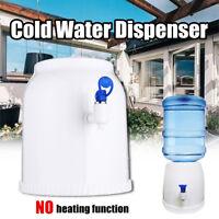New Portable Mini Table Top Countertop Bottle Water Cooler Dispenser Home