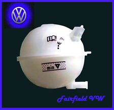 Genuine OEM VW Volkswagen Radiator Coolant Anti Freeze Tank Bottle Reservoir