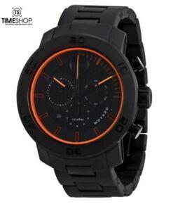 Movado Bold Chronograph Black Dial Titanium Quartz Mens Watch 3600190