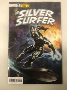 Defenders Silver Surfer 1 Skan 1:25 Incentive Variant CGC CBCS It!