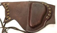 "WWII US M1 M1C M1D GARAND SNIPER RIFLE BUTT STOCK CHEEK PAD ""US"" MARKED"
