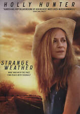 Strange Weather (DVD, 2017)     Holly Hunter, Carrie Coon, Ransom Ashley