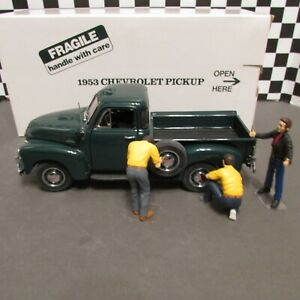 Danbury Mint,1953 Chevrolet 3100, 1/2 ton Pickup,1/25 scale  model car, used