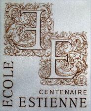 ECOLE ESTIENNE  Yt 2563 FRANCE FDC ENVELOPPE PREMIER JOUR