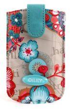 Oilily Fantasy Flora Smartphone Pull Case Handytasche Biscuit beige