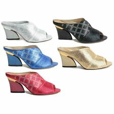 High Heel (3-4.5 in.) Peep Toes Synthetic Shoes for Women