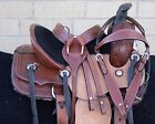 Western Horse Saddle Youth Children's Used Barrel Roping Trail Tack Set 12 13 14