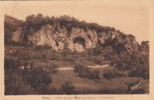 AUPS grotte de sainte-madeleine quartier la charmante timbrée