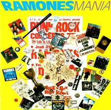 The Ramones-Ramones MANIA CD (Best of) Greatest hits/us-punk/30 CANZONI!!!
