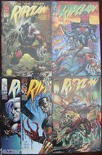 COMICS VO ¤ LOT de 5 RIPCLAW n°1-2-3-5-6 ¤ 1995