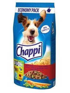 CHAPPI für Hunde mit Rindfleisch, Geflügel und Gemüse 9 kg