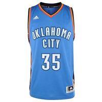ADIDAS Kevin Durant Oklahoma TONNERRE Swingman Pull-over NBA BASKETBALL +2 gilet
