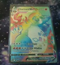POKEMON CHARIZARD V Max Orica FULL ART LeggiDescrizione/ReadDescription