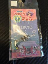 Anime Creamy Mami x Tokyo Limited Acrylic Key Holder Kaminarimon S & S Japan