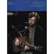 Very Good, Eric Clapton unplugged: With notes and tab, Clapton, Eric, Book