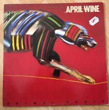 April Wine, animal grace,  LP Vinyle