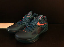 """NIKE KD 4 - """"YEAR OF THE DRAGON"""" - SIZE 11 -  473679-300 - KEVIN DURANT -LIMITED"""
