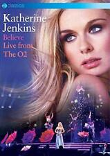 Katherine Jenkins - Believe: Live From The O2 (NEW DVD)