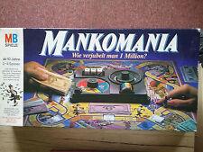 MB Mankomania-Gesellschaftsspiele für 2 Spieler