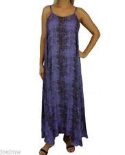 Summer/Beach Animal Print Machine Washable Maxi Dresses for Women