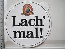 Aufkleber Sticker Reine Helle Obergärung Köln Bier (3902)