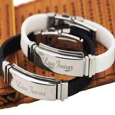 Birthday Gift Personalized Bracelet Adjustable Engraved Name Wedding Friendship