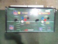 nfl blitz/mortal kombat arcade control panel #1023