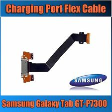 New Dock Connector Charging Port Flex Cable For Samsung Galaxy Tab 8.9 P7300 R1.