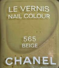 Chanel nail polish 565 beige rare limited edition 2012
