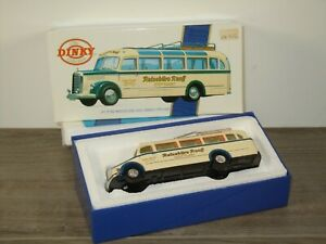 1950 Mercedes Omnibus 0-3500 - Dinky DY Matchbox DY-S10 - in Box *52773