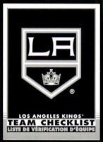 2020-21 UD O-Pee-Chee Retro Team Checklist #564 Los Angeles Kings