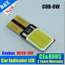 T10 501 W5W CAR SIDE LIGHT BULBS ERROR FREE CANBUS 32SMD COB LED XENON HID WHITE