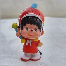 Vintage Monchhichi 1979 PVC / Plastic Mini Figure Drum Major Marching Band Baton