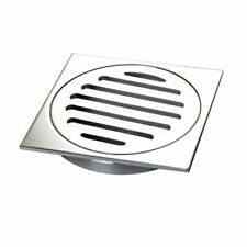 Round Floor Grate Drain 100 mm Brass Construction D307