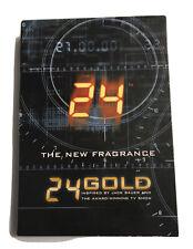 ScentStory 24 GOLD THE FRAGRANCE 0.05 oz 1.5 ml EDT Spray Mini/Travel Sample