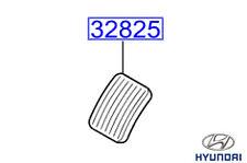 Genuine Hyundai i10 2017 Clutch/Brake Rubber Pedal - 3282524000