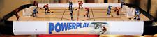 Coleco / WinnWell / Irwin Power Play Table Top Hockey Game 1980's -1990's 3D men