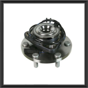 FRONT WHEEL HUB BEARING ASSEMBLY FOR INFINITI QX56 (2011-13) QX80 (2014-15)1SIDE