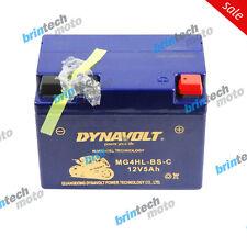 2007 For PIAGGIO VESPA LX 150 DYNAVOLT Battery - 33