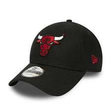 NEW ERA CHICAGO BULLS BASEBALL CAP.9FORTY BLACK DIAMOND ERA ESSENTIAL HAT C5