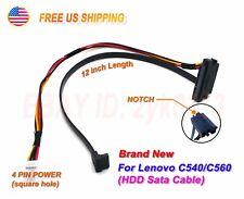 Lenovo C540 C560 Hard drive HDD HD SATA Cable VBA00_HDD_CABLE DC02001MU10 VSO #