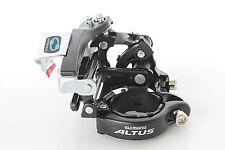 Shimano Altus Bike Front Derailleur Fd-M310 31.8mm/34.9mm Clamp-on