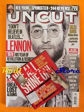 rivista UNCUT 159/2010 CD Los Lobos Lennon Miles Davis Jackson Browne Bob Marley