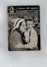 DAVID COPPERFIELD - RACCONTO CINEMATOGRAFICO - SONZOGNO 1935