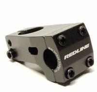 "Redline Hollowpoint BMX  Stem1-1/8"" 55mm Front Load Black new"