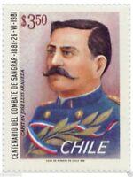 Chile 1981 #1005 Centenario del Combate de Sangrar MNH