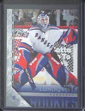 2005-06 Upper Deck Hockey Young Gun Rookies #216 Henrik Lundqvist