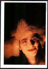 1995 PJ Harvey eyelashes JAPAN mag photo pinup / mini poster picture 010r
